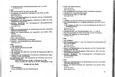 Lehrplan 2 DPG