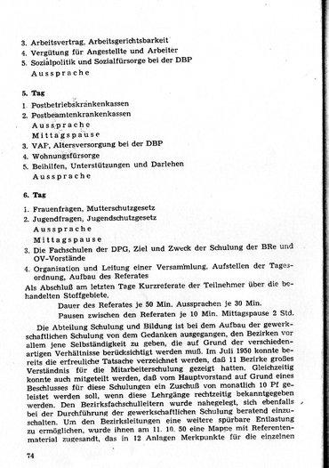 Lehrplan 3 DPG