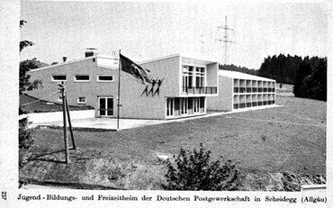 Haus Scheidegg, Förderverein BiZ Gladenbach